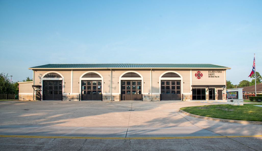 New Station 4 Front